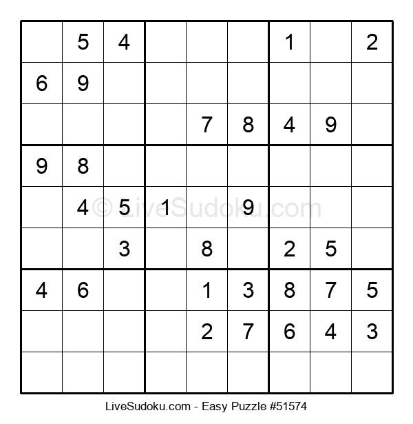 Beginners Puzzle #51574