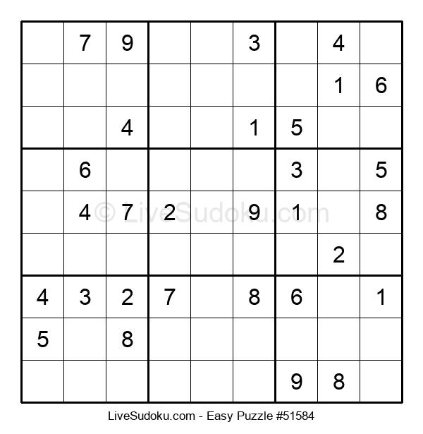 Beginners Puzzle #51584