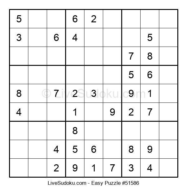 Beginners Puzzle #51586