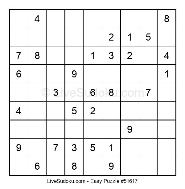 Beginners Puzzle #51617