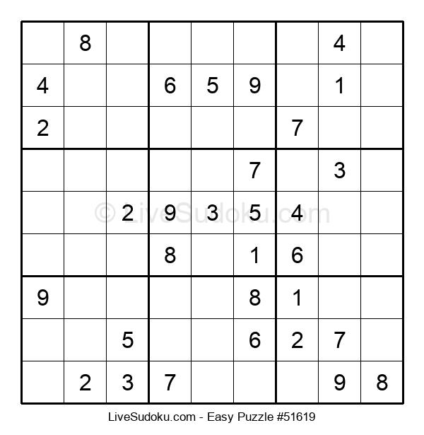 Beginners Puzzle #51619
