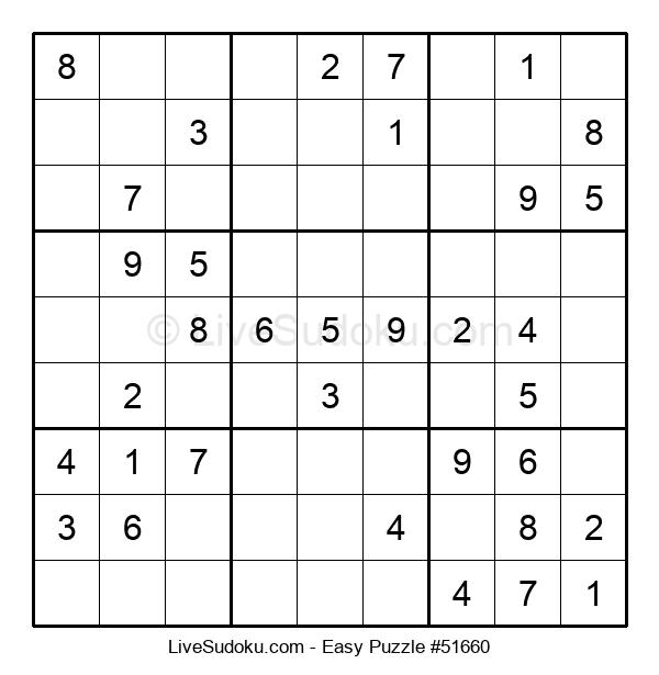 Beginners Puzzle #51660