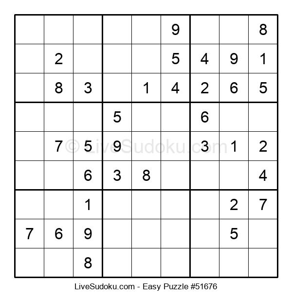 Beginners Puzzle #51676