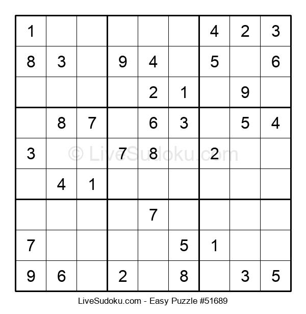 Beginners Puzzle #51689
