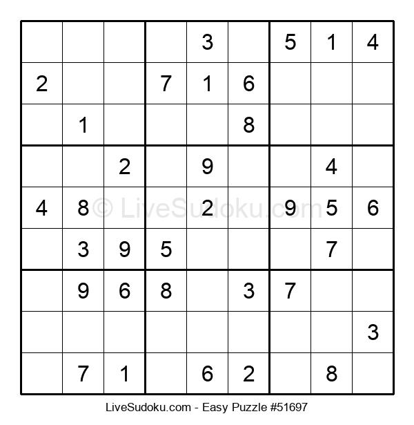 Beginners Puzzle #51697