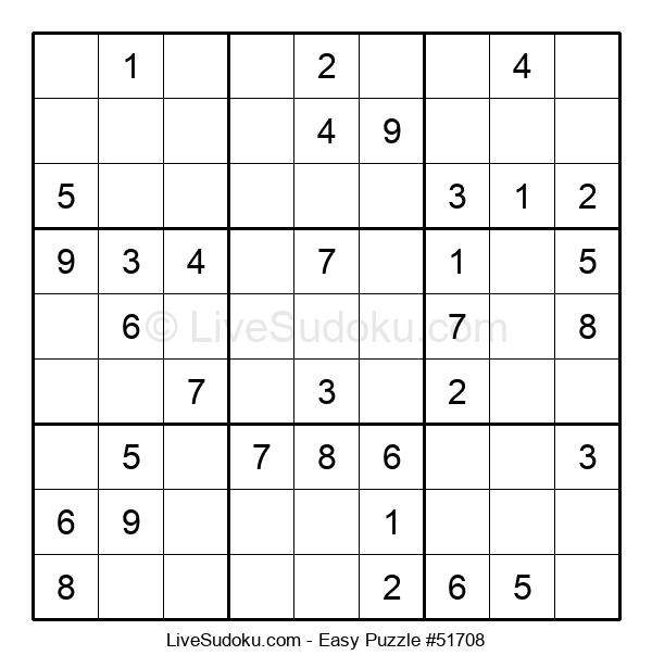 Beginners Puzzle #51708