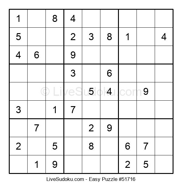 Beginners Puzzle #51716