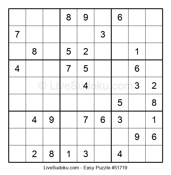 Beginners Puzzle #51719
