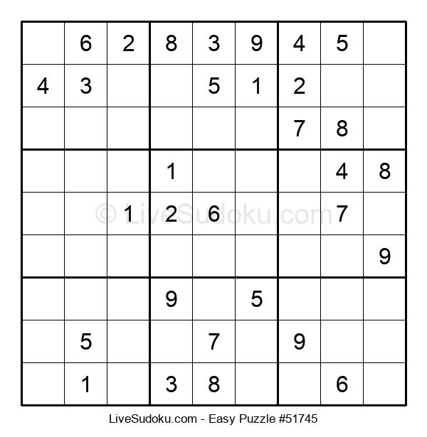 Beginners Puzzle #51745