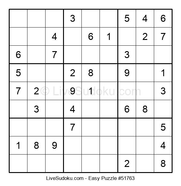 Beginners Puzzle #51763