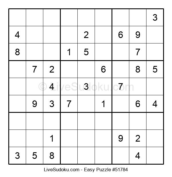 Beginners Puzzle #51784