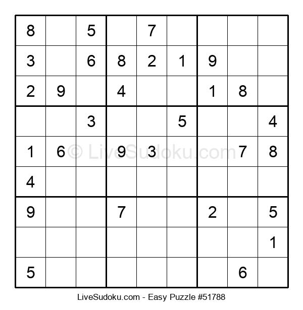 Beginners Puzzle #51788