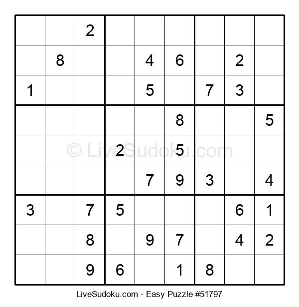 Beginners Puzzle #51797