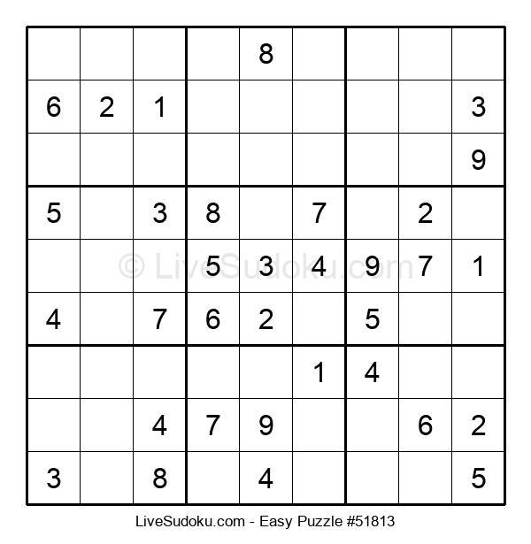Beginners Puzzle #51813