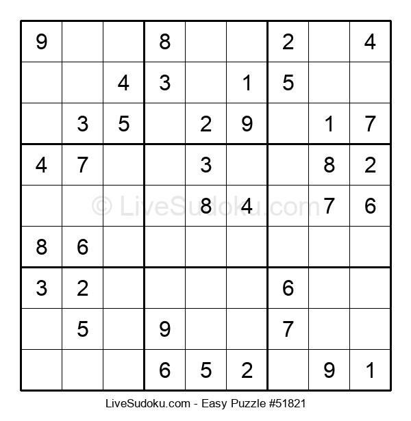 Beginners Puzzle #51821
