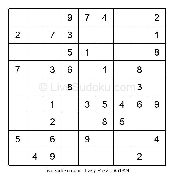 Beginners Puzzle #51824