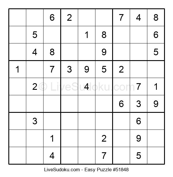 Beginners Puzzle #51848