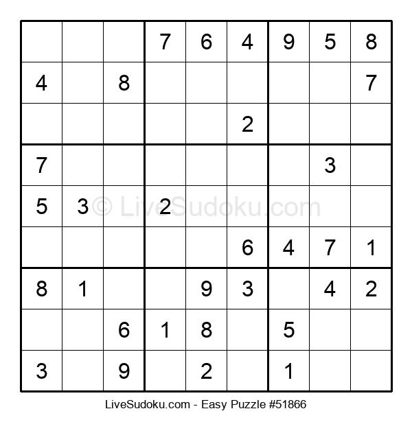 Beginners Puzzle #51866