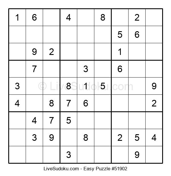 Beginners Puzzle #51902