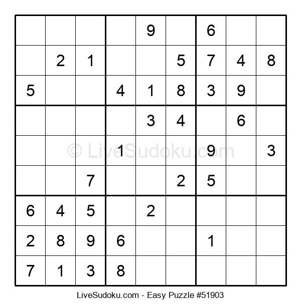 Beginners Puzzle #51903