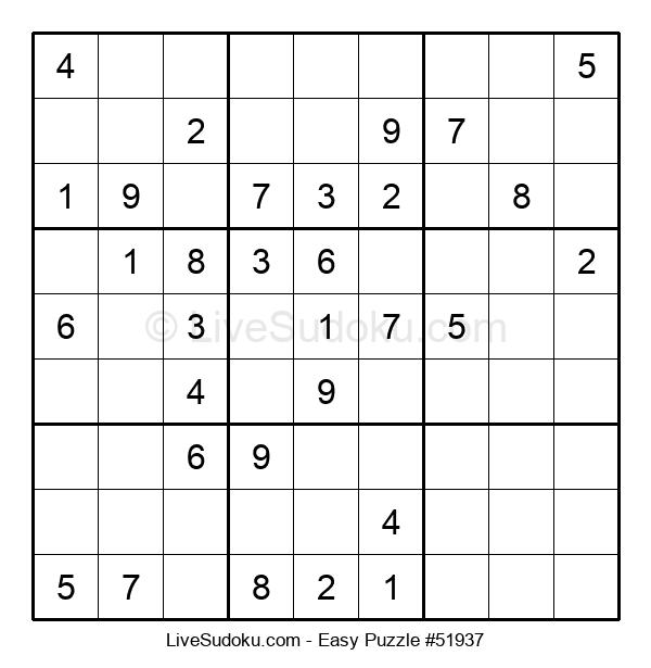 Beginners Puzzle #51937