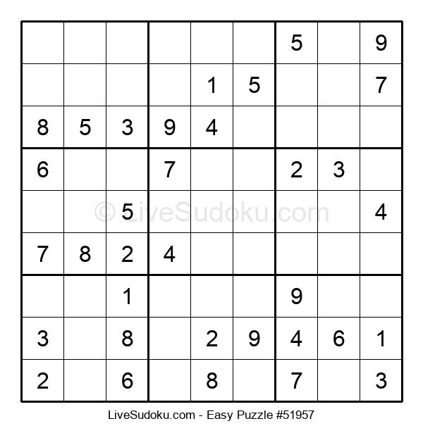 Beginners Puzzle #51957