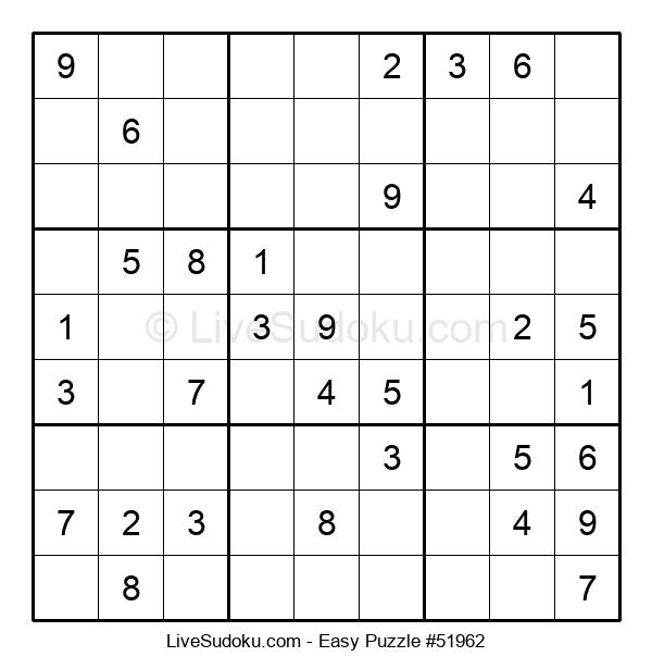 Beginners Puzzle #51962
