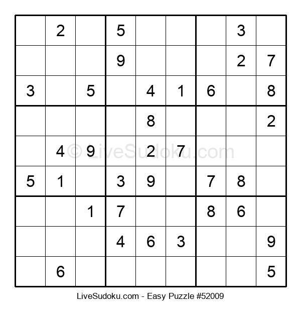 Beginners Puzzle #52009