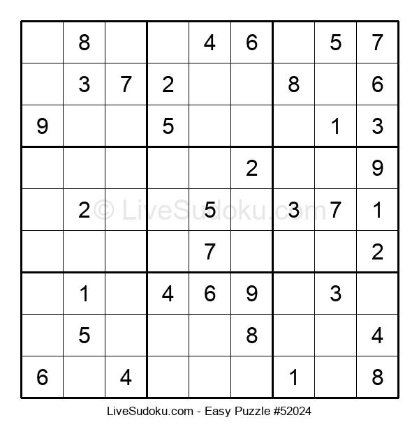 Beginners Puzzle #52024