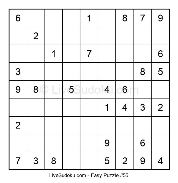 Beginners Puzzle #55
