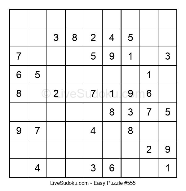 Beginners Puzzle #555