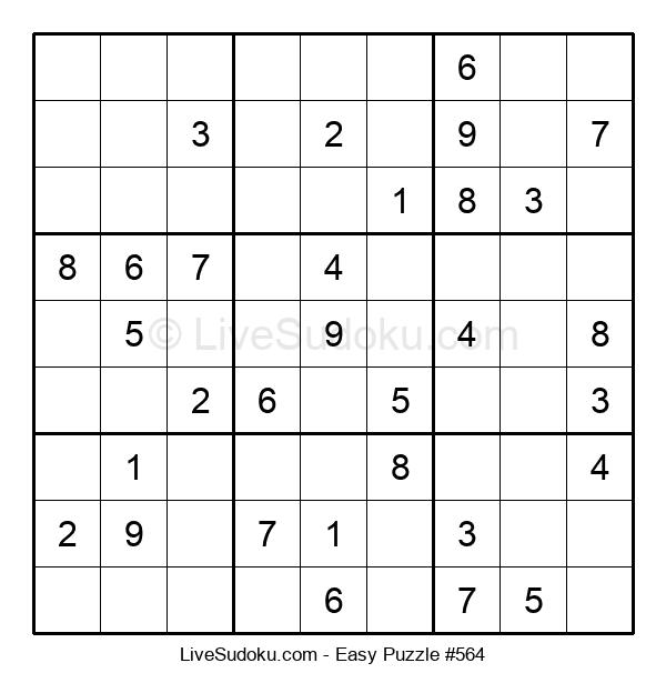 Beginners Puzzle #564