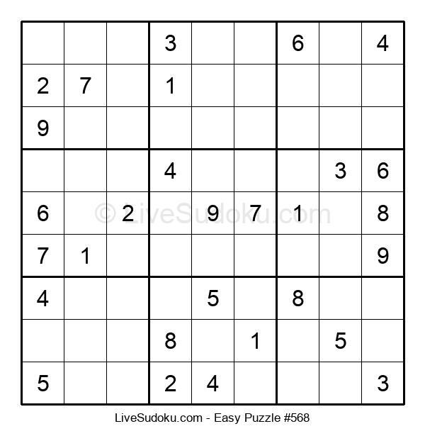 Beginners Puzzle #568