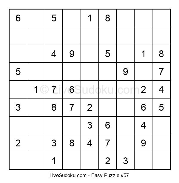 Beginners Puzzle #57