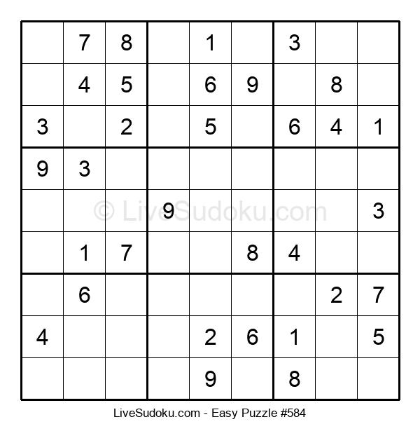 Beginners Puzzle #584