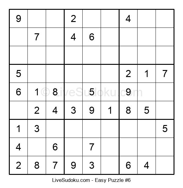 Beginners Puzzle #6