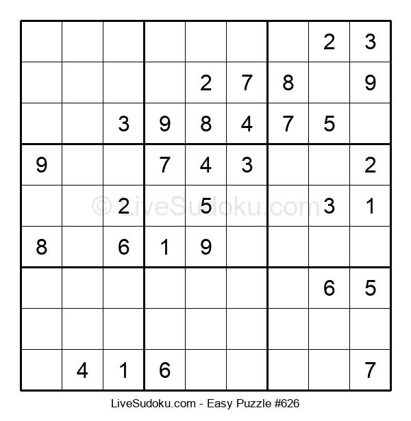 Beginners Puzzle #626