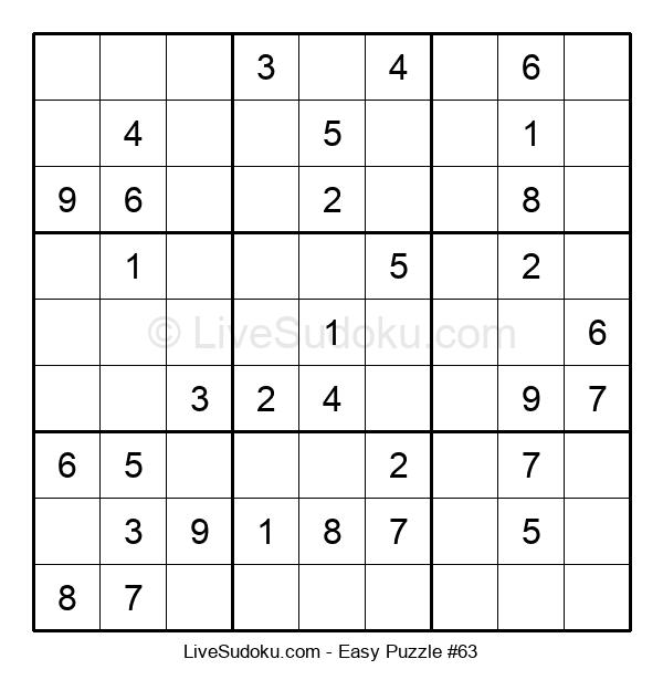 Beginners Puzzle #63