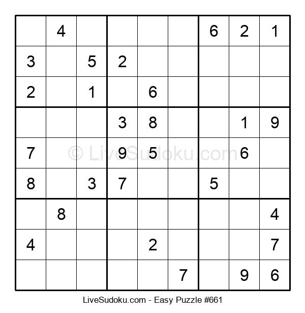 Beginners Puzzle #661