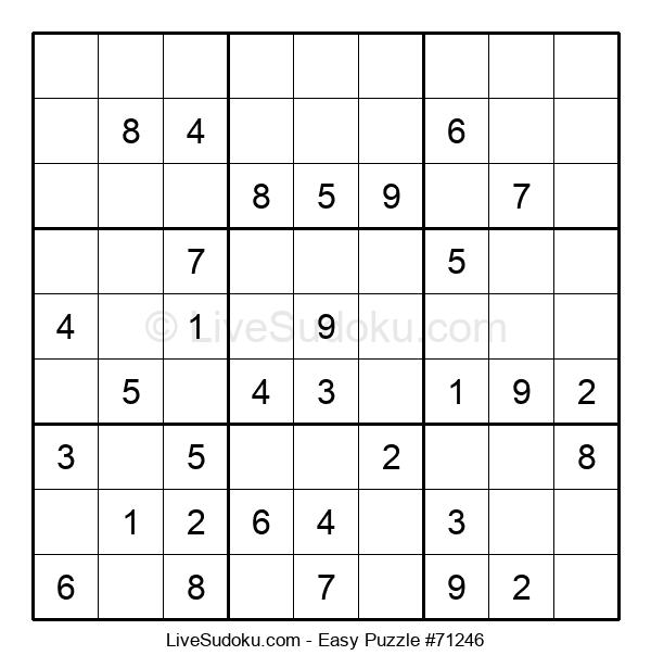 Beginners Puzzle #71246