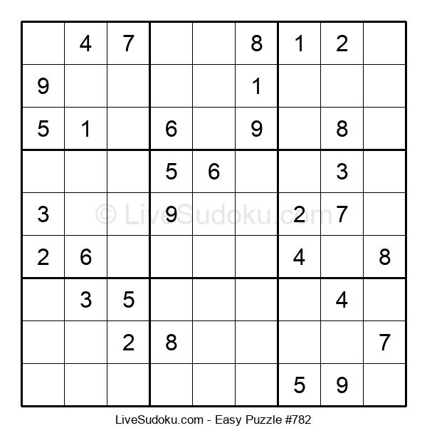Beginners Puzzle #782
