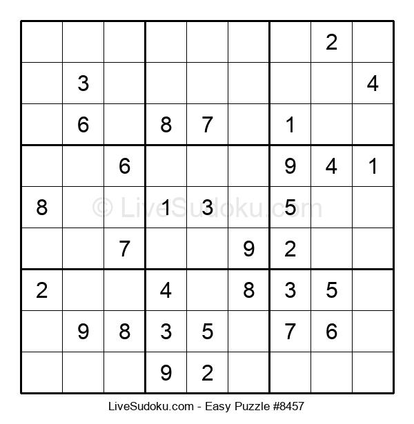Beginners Puzzle #8457