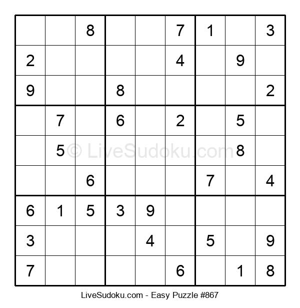 Beginners Puzzle #867