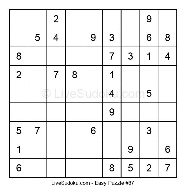 Beginners Puzzle #87