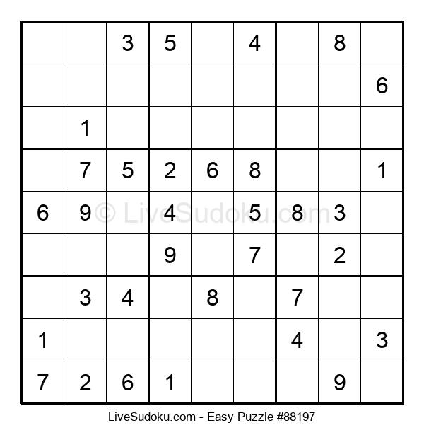 Beginners Puzzle #88197