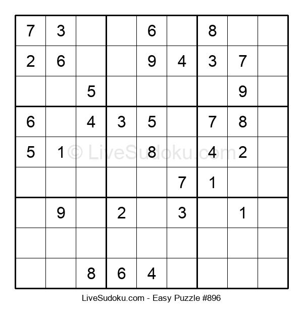 Beginners Puzzle #896