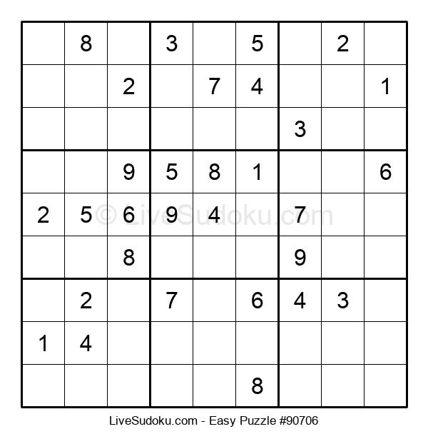 Beginners Puzzle #90706