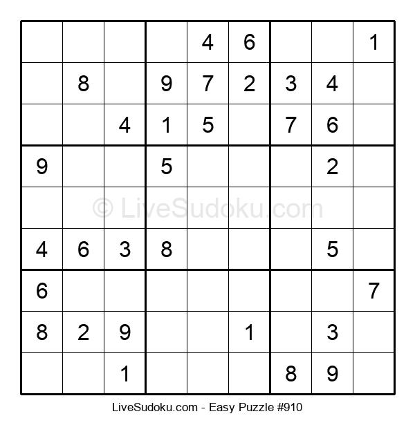 Beginners Puzzle #910