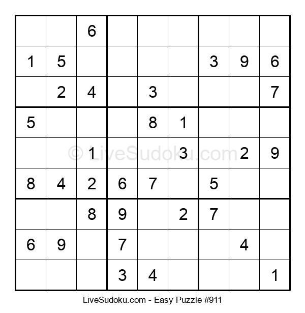 Beginners Puzzle #911