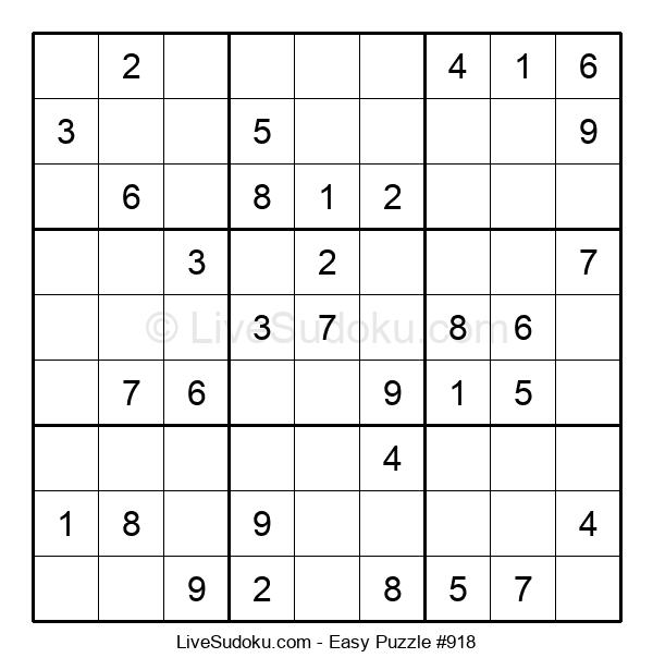 Beginners Puzzle #918